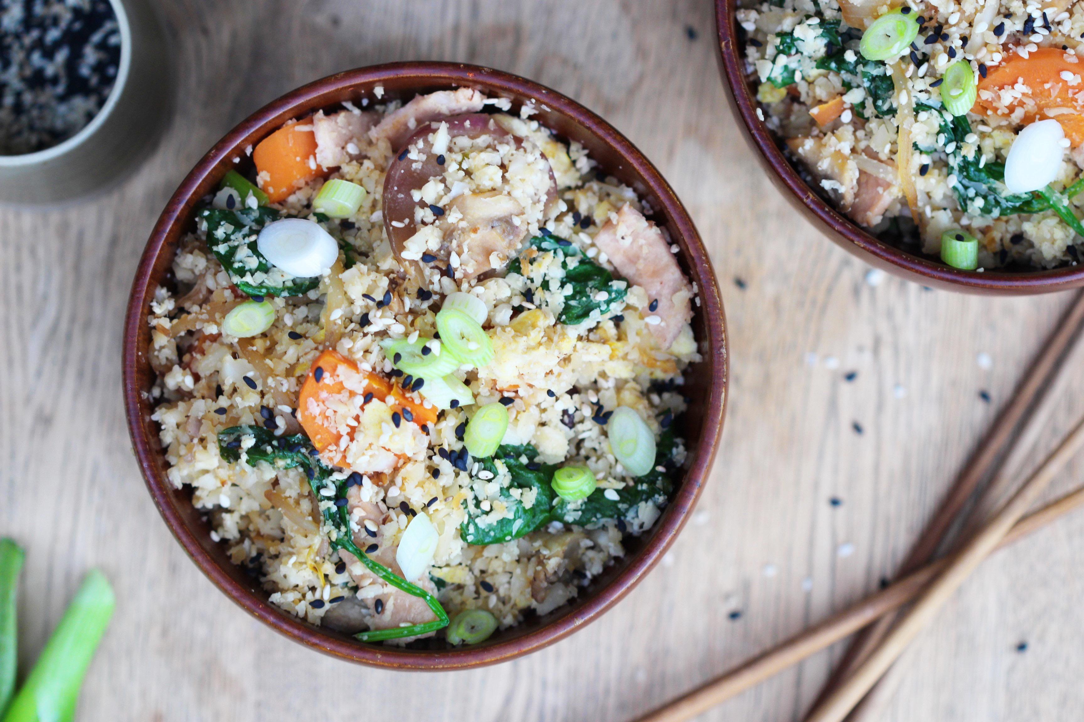 Egg Fried Rice 6