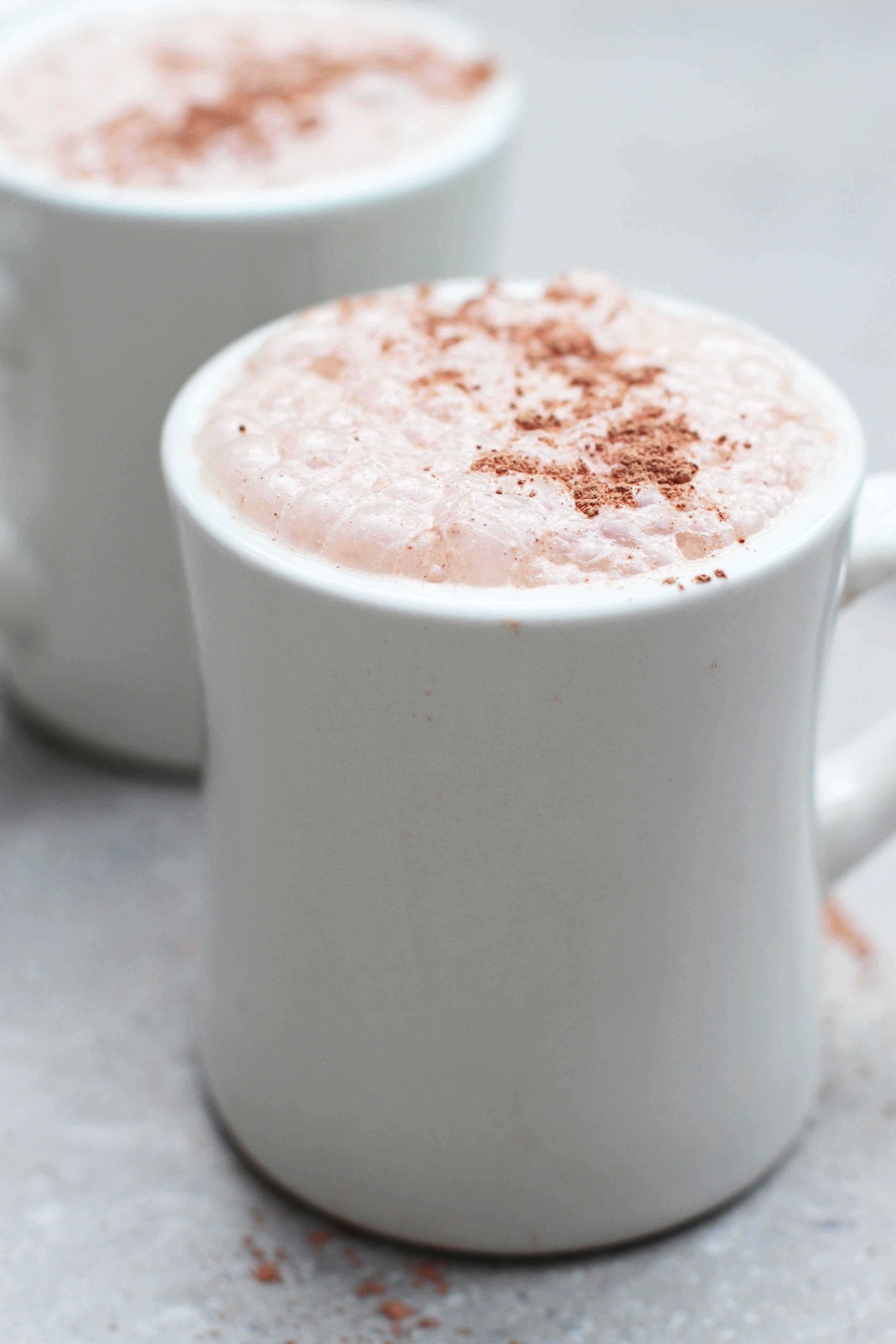 Healthy Hot Chocolate 4