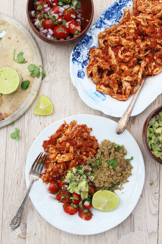 Mexican Pulled Chicken2