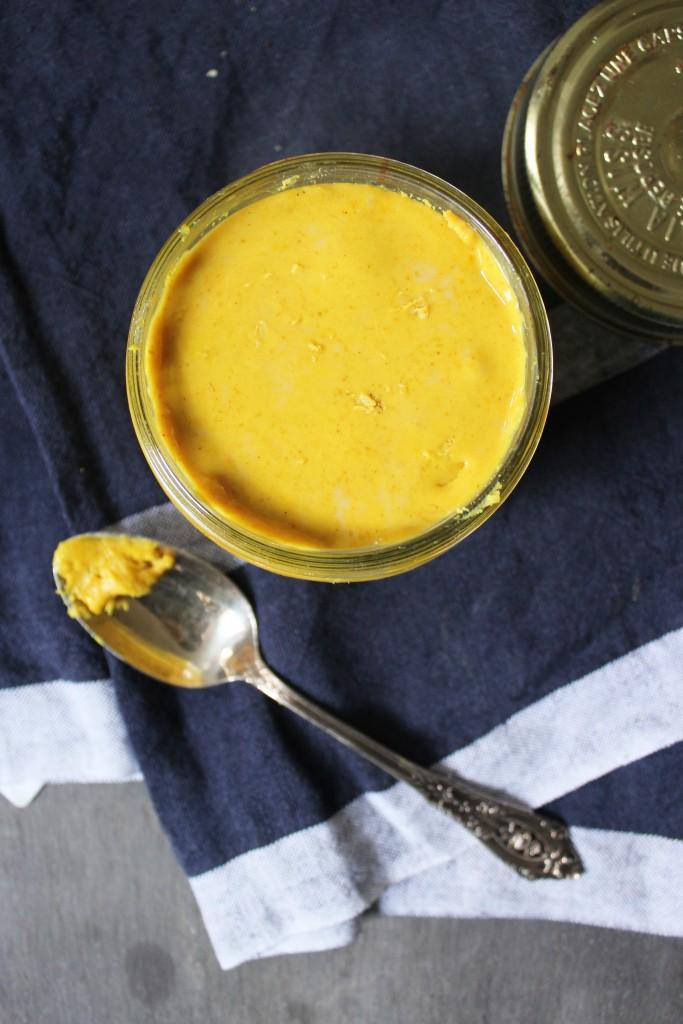 Turmeric Honey Almond Butter3