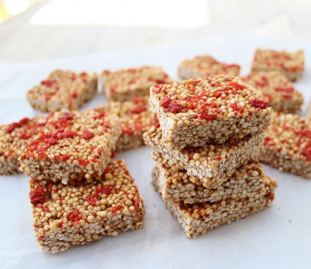 Quinoa Crispy Treats 4