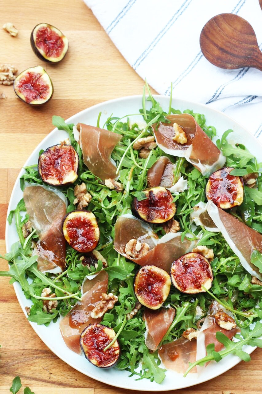 Grilled Fig Salad 4 (1)