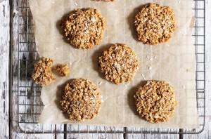 Coconut Oat Cookies 2