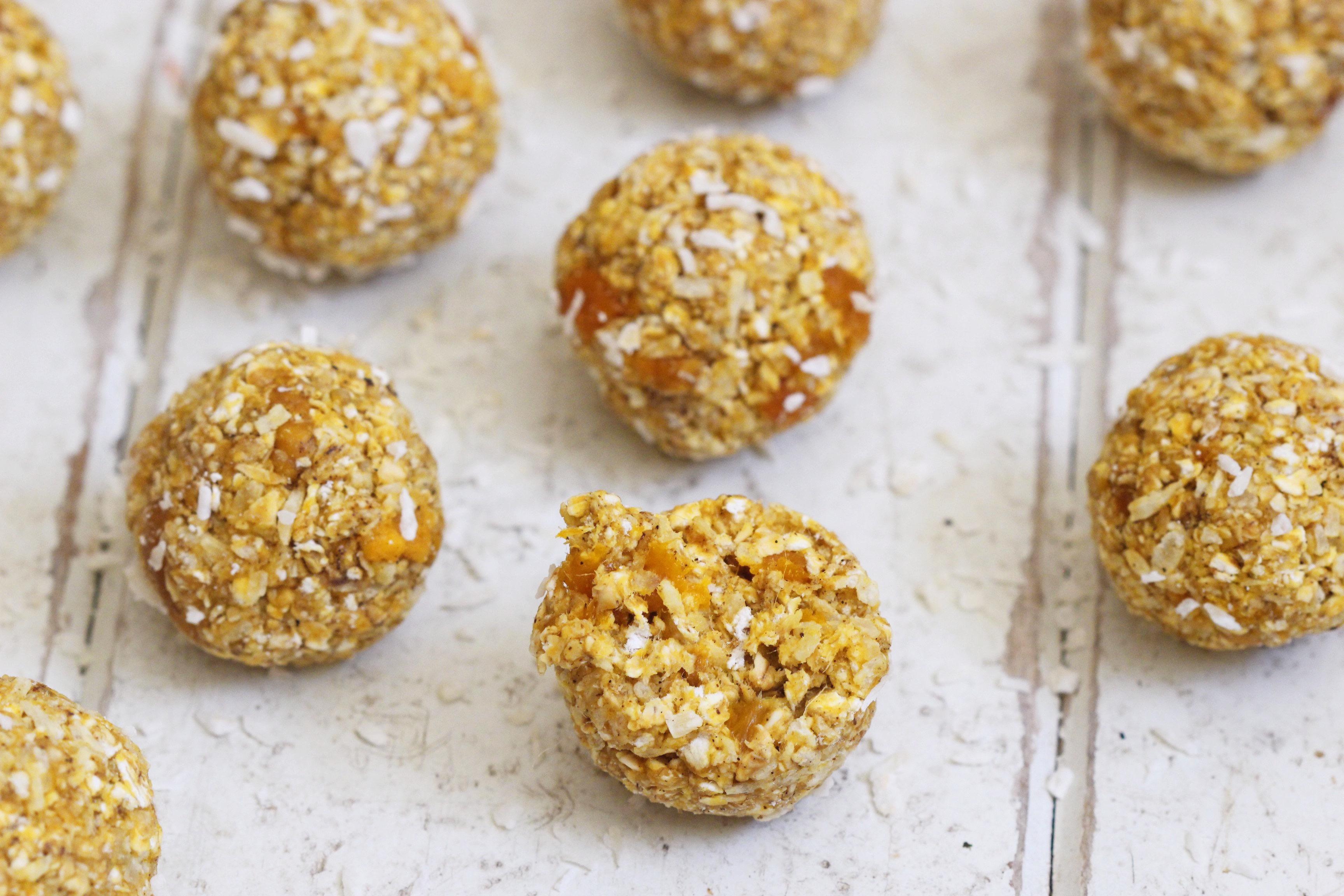 Mango Coconut Balls 6