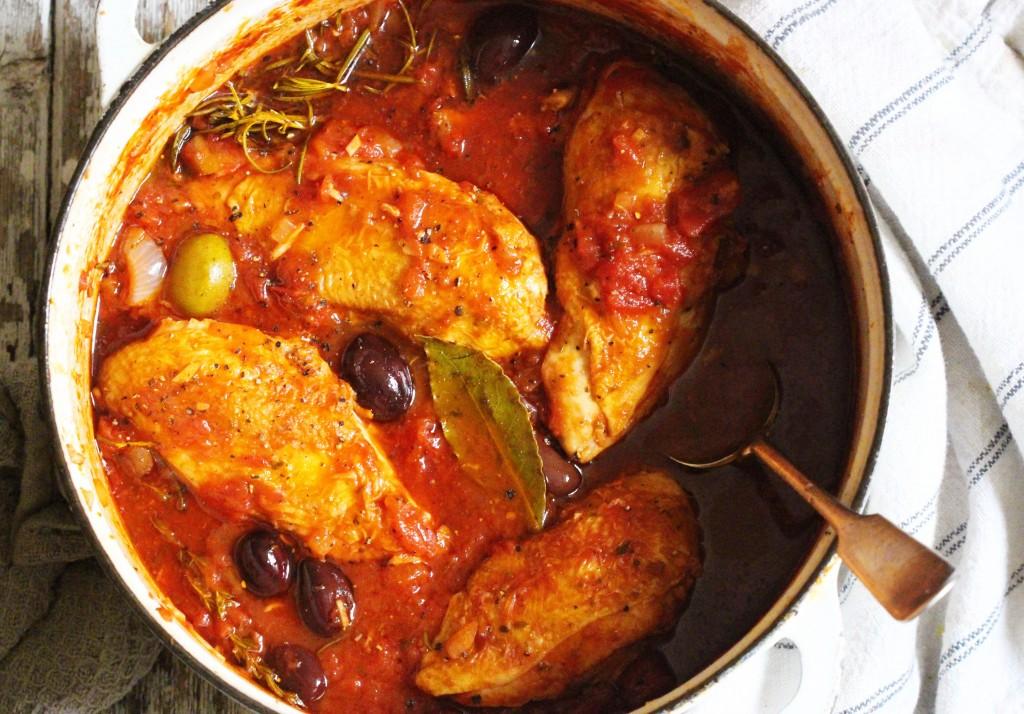 Chicken Cacciatore 2