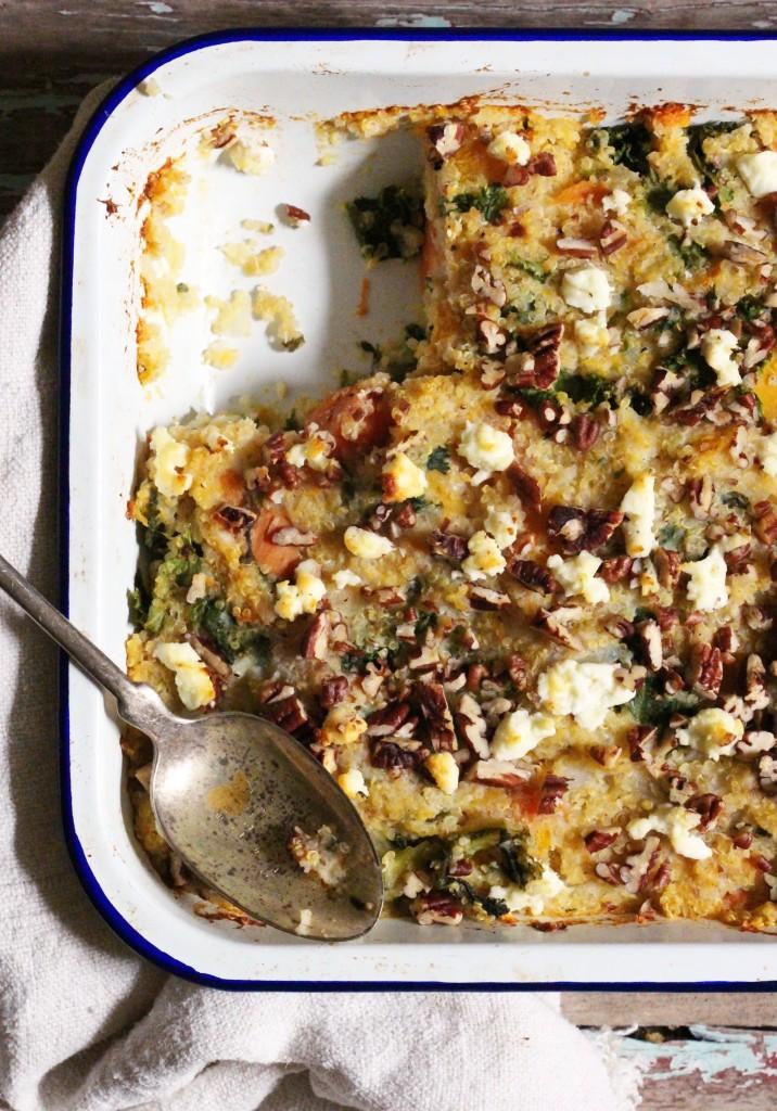 Autumn Quinoa Bake 1
