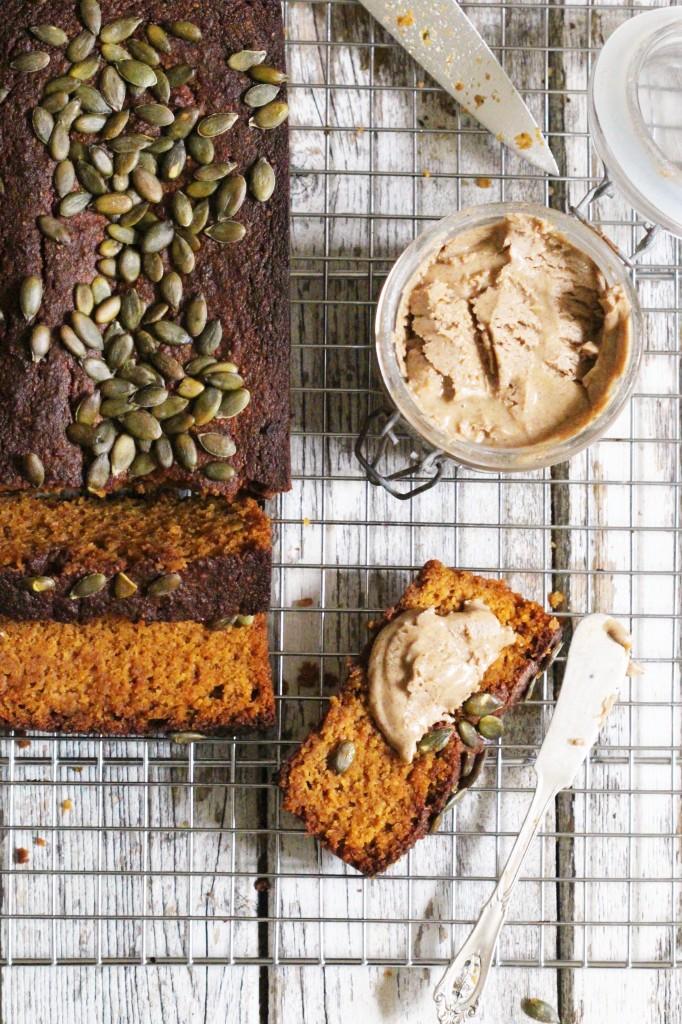 Pumpkin Spice bread 2