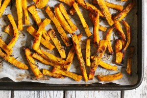 Pumpkin Fries 1