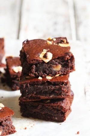 Hazelnut Brownies 1