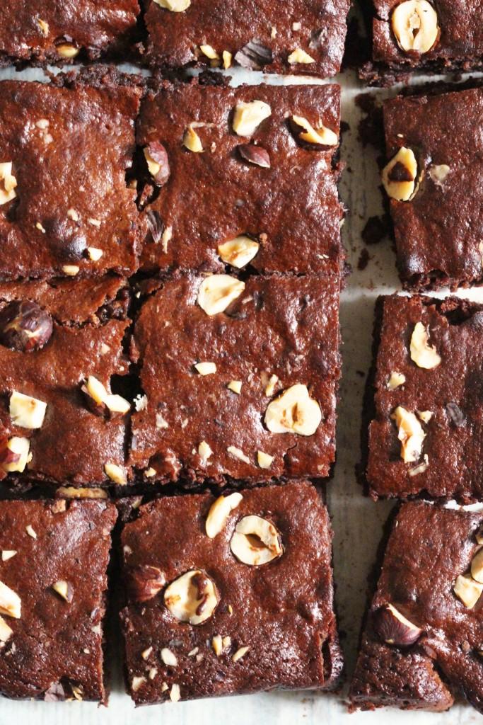 Hazelnut Brownies 3