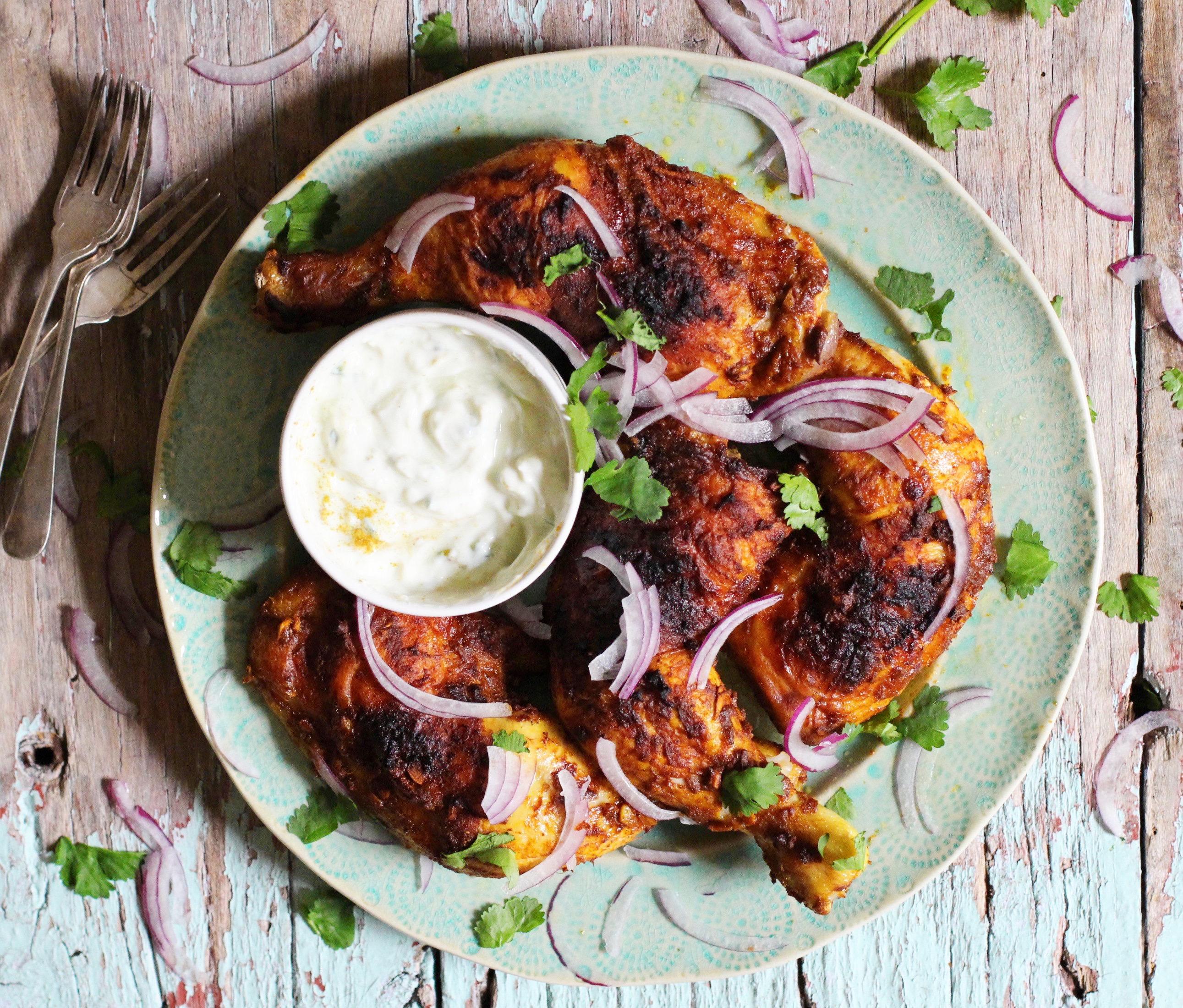 Chicken Tikka 2