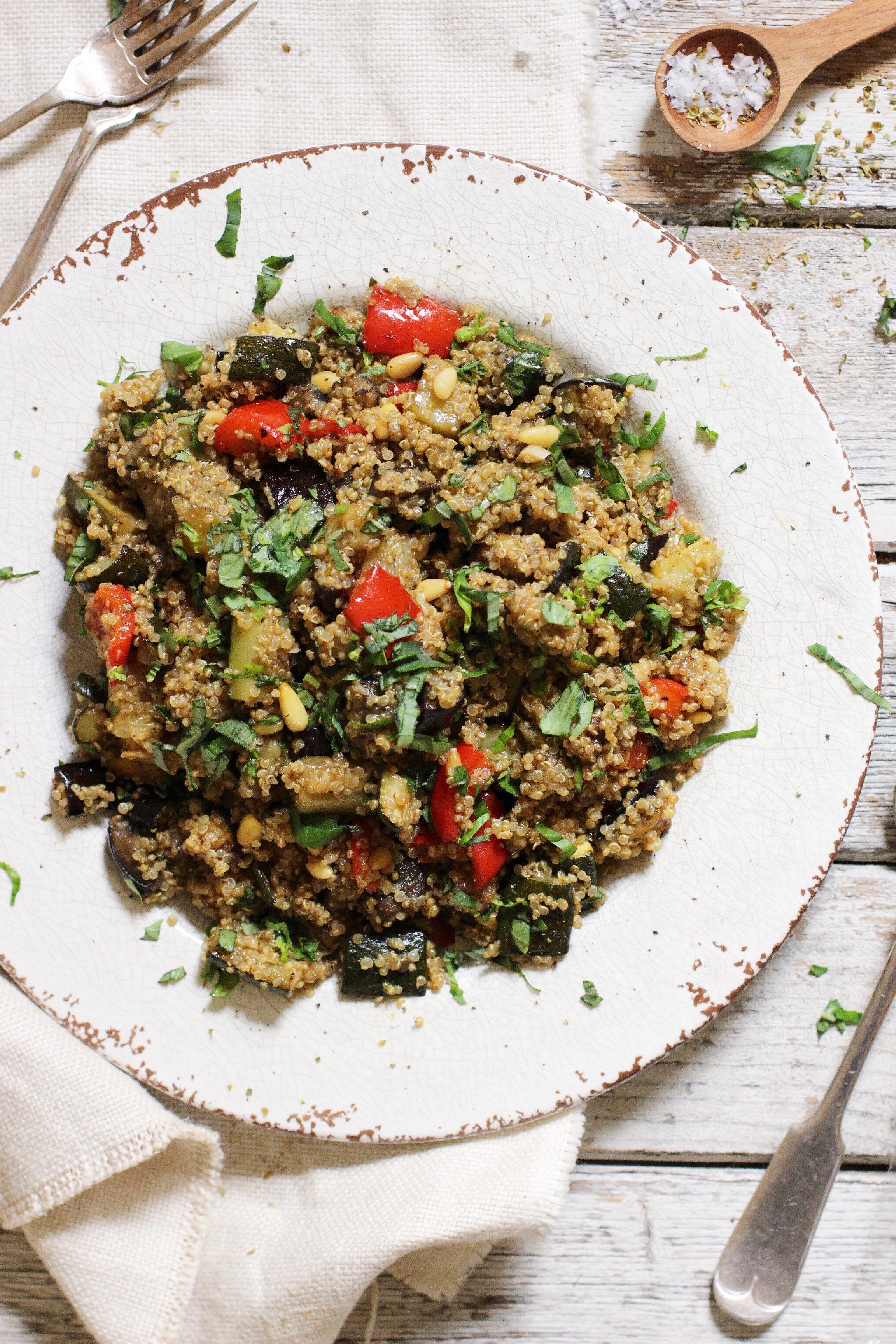 Italian Quinoa 3