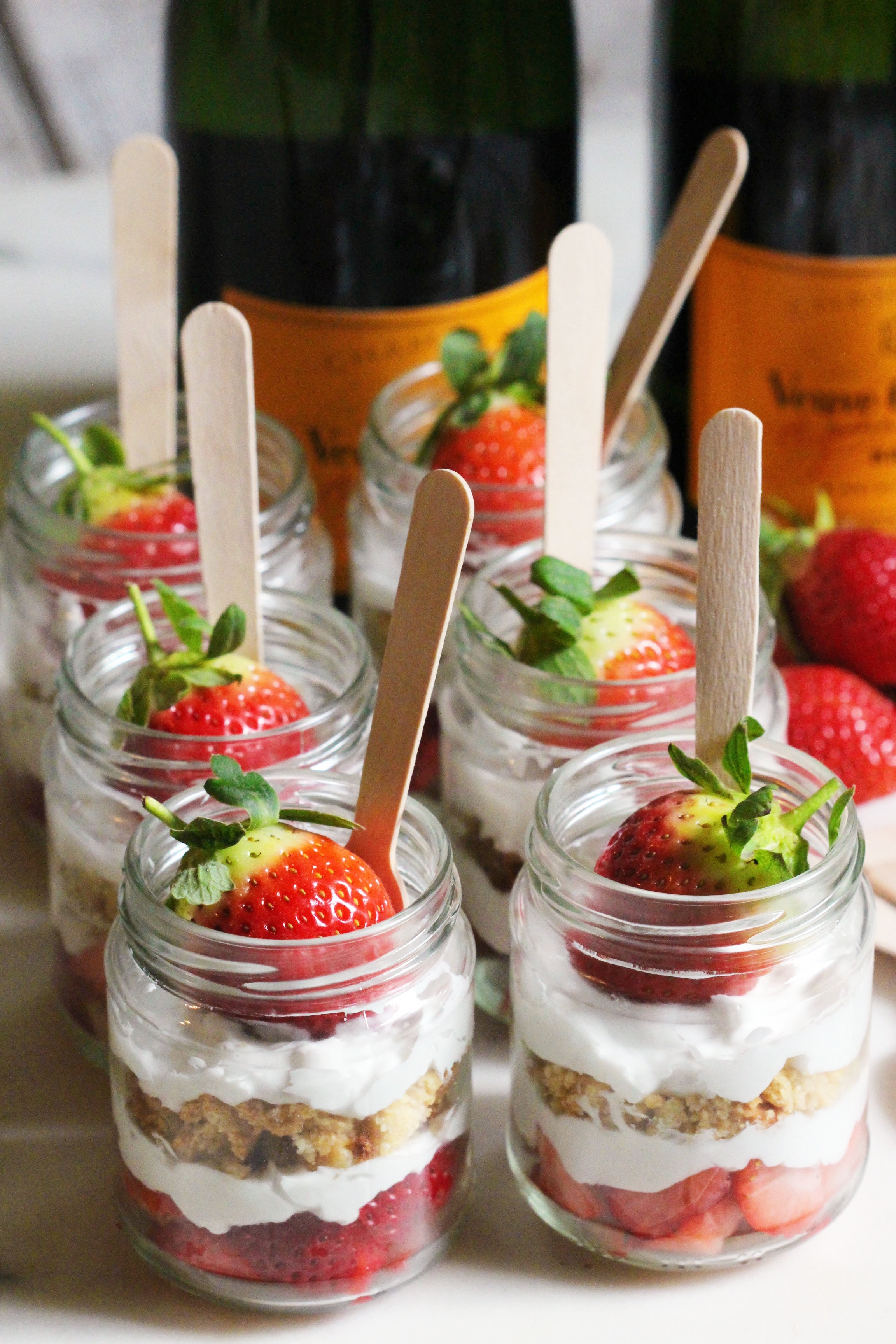 Strawberry Shortcake Pots 2