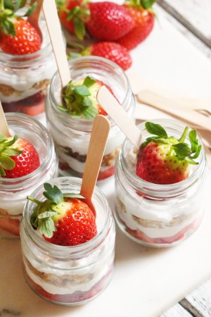 Strawberry Shortcake Pots 7