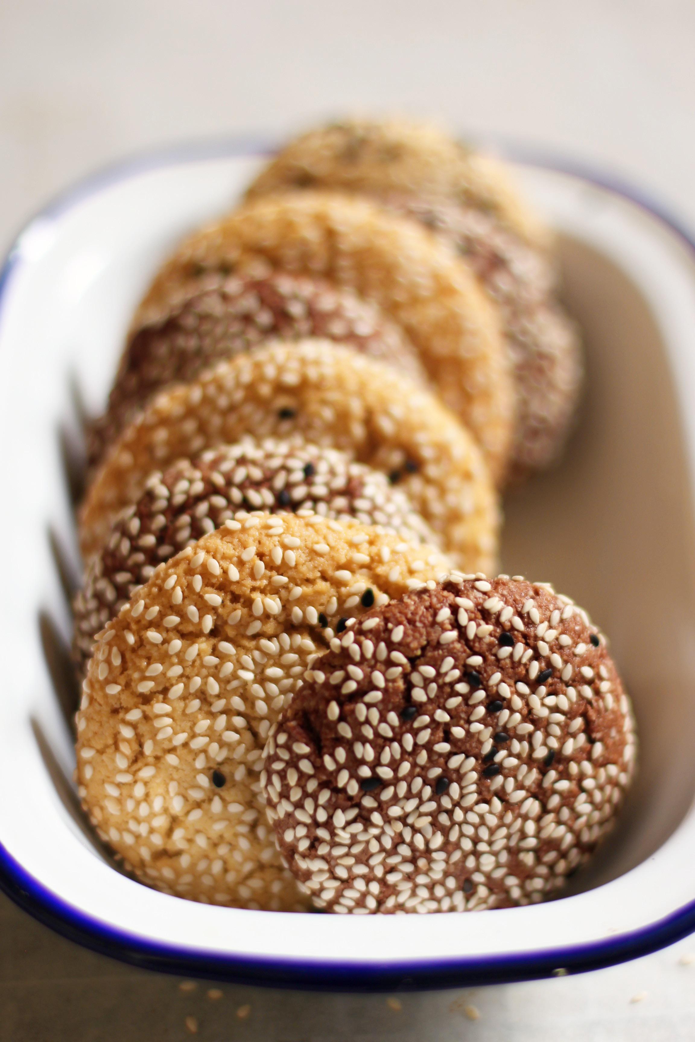Tahini Cookies 4
