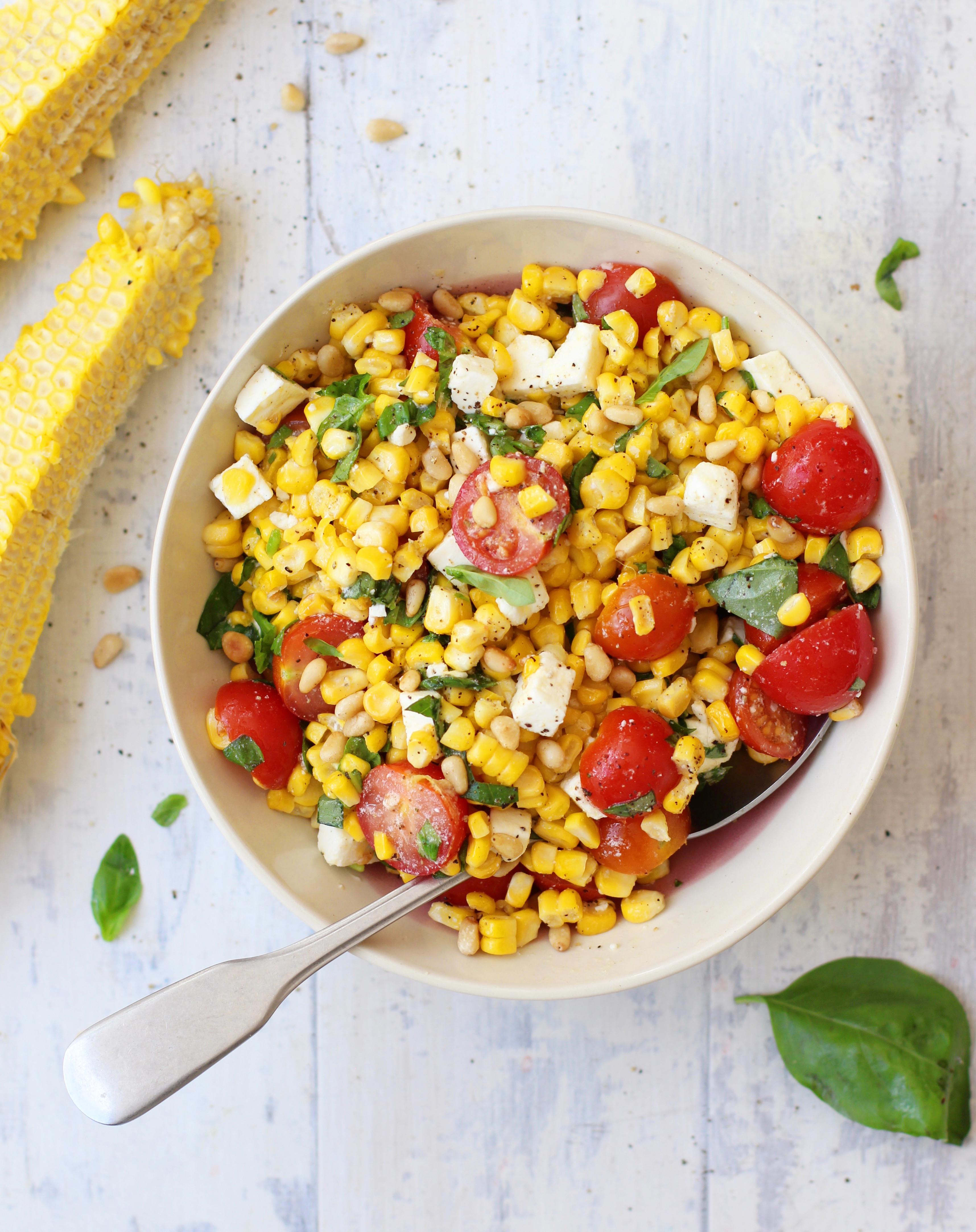 Summer Corn Salad 1